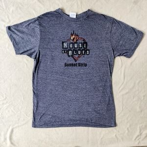 House of Blues Sunset Strip Graphic Tee Shirt